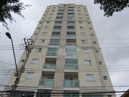 Apartamento Com 2 Dormitórios À Venda, 63 M² Por R$ 380.000 - Jardim Terezópolis - Guarulhos/sp - Ap0701