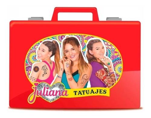 Juliana Valija Tatuajes Grande Jlt Jyjjul036 La Torre