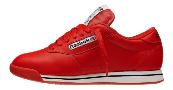 Tenis Reebok Princess Rojo
