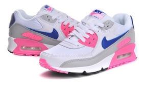 Zapatilla Nike Air 90 Mujer L Stock Talla36.37