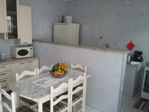 Imagem 1 de 11 de Casa 120m 2 Dormitorios 1 S 1 Vg B Jardim Santo Andre