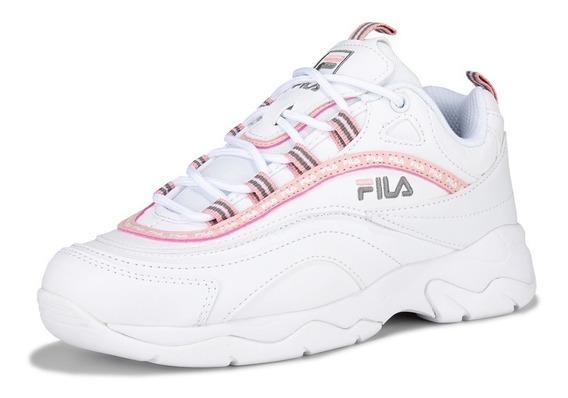 Tenis Fila Ray Repeat Mujer 5rm00816_111