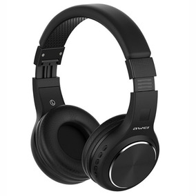 Fone De Ouvido Bluetooth Awei A600bl Hi-fi Stereo Dobrável