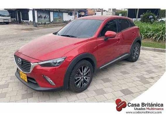 Mazda Cx3 Automatica 2000cc 4x2 Gasolina
