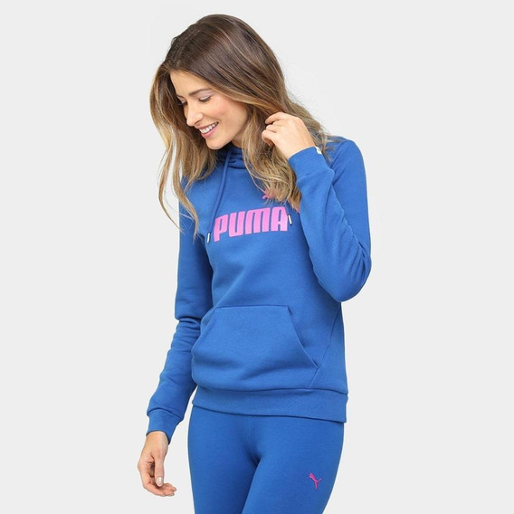 Moletom Puma Hoody True