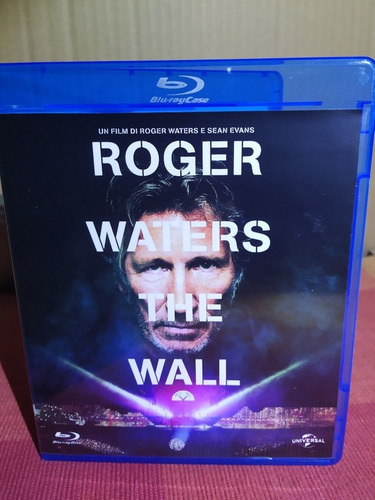 Roger Waters The Wall Bluray