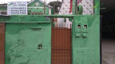 Casa Com 2 Dormitórios Para Alugar Por R$ 1.200/mês - Jardim José Bonifácio - São João De Meriti/rj - Ca0181