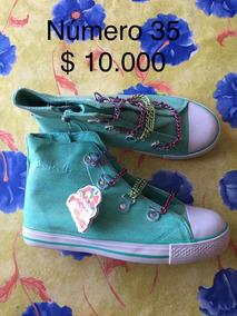 Zapatillas B.b.g. N 35