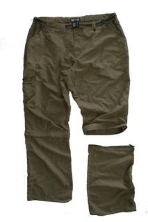 Pantalón Convertible A Pesquero Rei Upf 30+ Mujer Talla 16