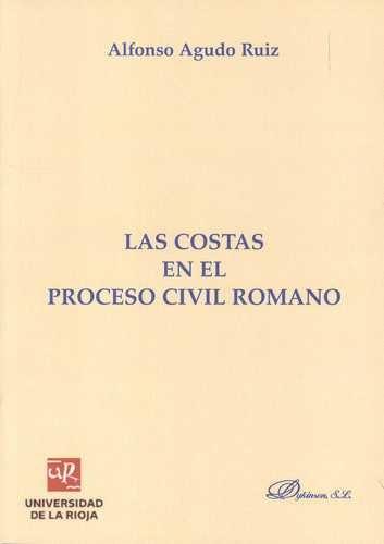 Las Costas En El Proceso Civil Romano