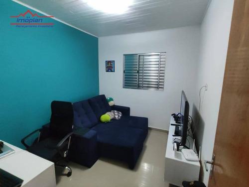 Imagem 1 de 10 de Casa Com 2 Dormitórios À Venda, 45 M² Por R$ 206.700,00 - Jardim Colonial - Atibaia/sp - Ca4558