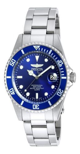 Reloj Invicta 9204ob Acero Plateado Hombre