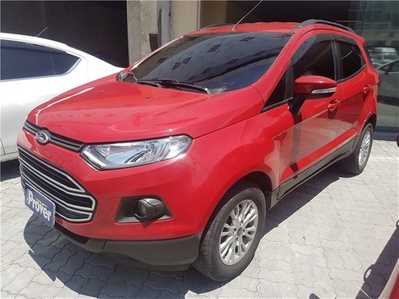 Ford Ecosport 1.6 Freestyle 16v Flex 4p Manual