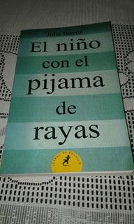 Libro El Niño Con El Pijama De Rayas-john Boyne( 5 $)