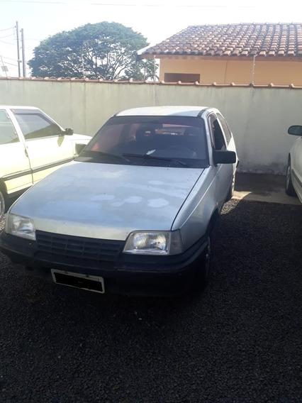 Chevrolet Kadett 1.8 Alcool Cor Prata Ano 1990