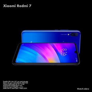 Xiaomi Redmi 7 3gb/32gb Liberado 4g Lte (150)