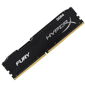 Memoria Ddr4 4gb 2400mhz Kingston Hyperx Fury