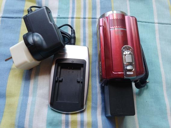 (leia O Anuncio) Filmadora Sony Handycam Dcr-sr8 S/ Hd