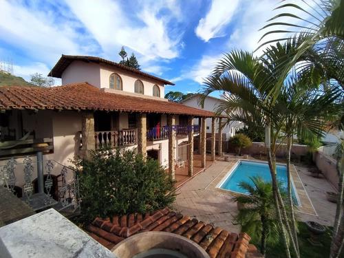 Casa 04 Quartos Belvedere (bh) Venda - 10208