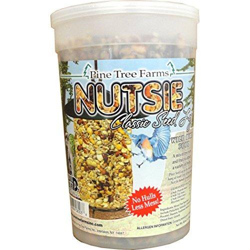 Pine Tree Farms 8003 Nutsie Classic Seed Log 40oz
