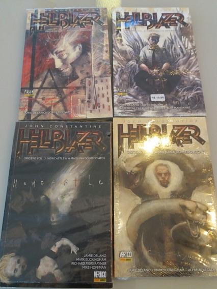 Hellblazer, Origens Do 1 Ao 7