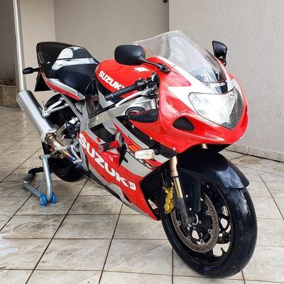 Suzuki Gsx-r 1000 Srad 2003 - Impecável E Original