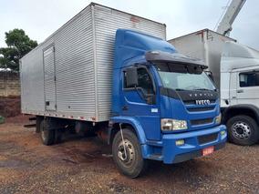 Caminhão Iveco Vertis 130v18 Bau 2011