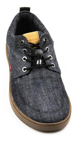 Sapatênis Ferracini Jeans 8421448a 359297 | Calcebel
