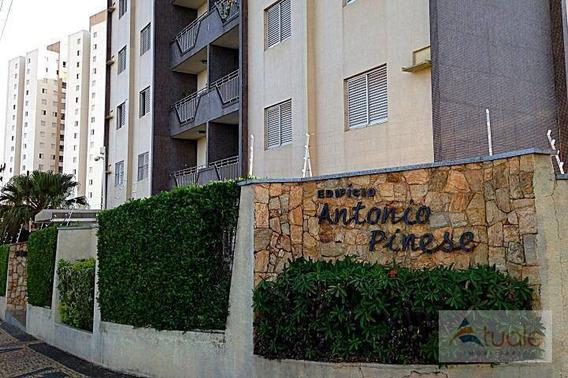 Apartamento Com 3 Dormitórios À Venda, 100 M²- Vila Santa Catarina - Americana/sp - Ap6568
