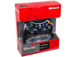 Control Xbox 360alambrico
