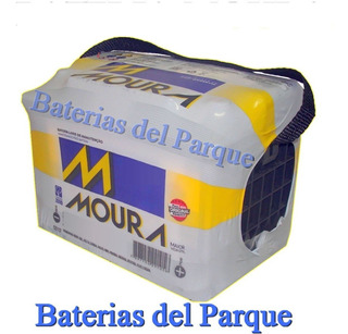 Batería Moura 12x75 Amp M24kd Mi24kd