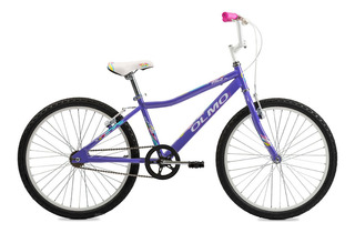 Bicicleta Olmo Mint Rodado 24 Nene Nena Cross Bmx - Racer