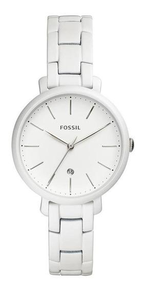 Relógio Fossil Feminino Jacqueline Prata - Es4397/1bn