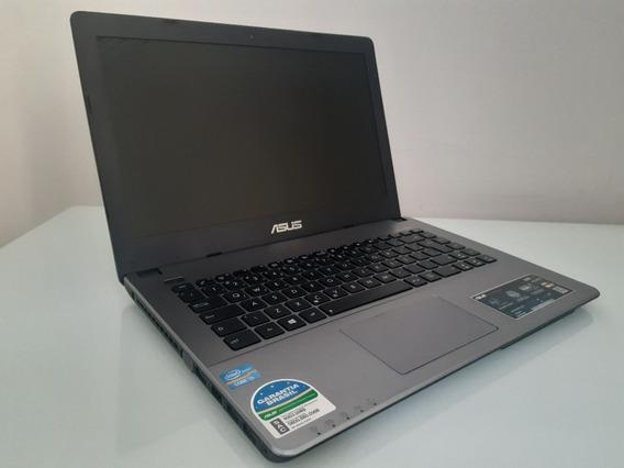 Notebook Asus X450c Intel Core I5 3317u 1.70ghz 4gb 500g