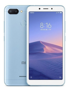 Xiaomi Redmi 6 Dual Chip 64gb Azul