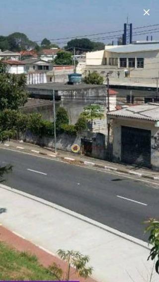 Terreno À Venda, 145 M² Por R$ 250.000,00 - Vila Capitão Rabelo - Guarulhos/sp - Te0107