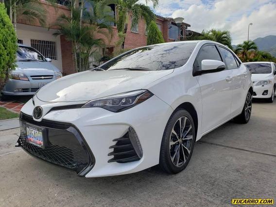 Toyota Corolla Se Automatico