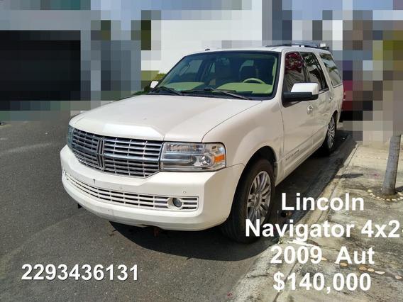 Lincoln Navigator 5.4 L 4x2 Mt 2009