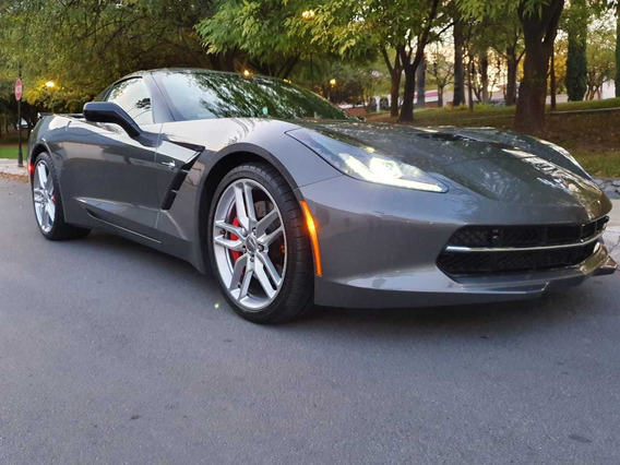 Chevrolet Corvette 6.2 Stingray Z51 Coupe At 2016