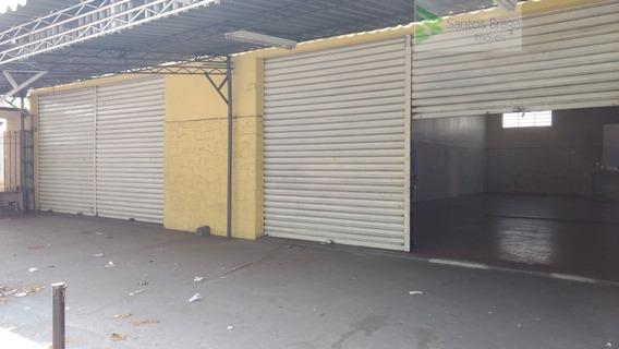 Galpão/pavilhão Para Alugar No Bairro Vila Zat Em São - 385-2