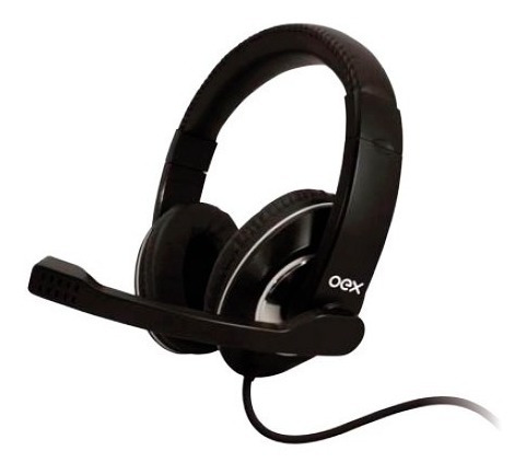 Fone De Ouvido Headset Usb Prime Oex Hs 201 Ideal Gamers