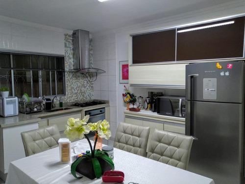 Imagem 1 de 21 de Casa Com 2 Dormitórios À Venda, 135 M² - Nova Petrópolis - São Bernardo Do Campo/sp - Ca10868