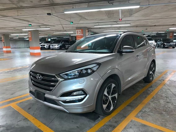 Hyundai Tuscon Limited Tech Navi 2018