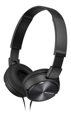 Audífonos Sony ZX Series MDR-ZX310 black
