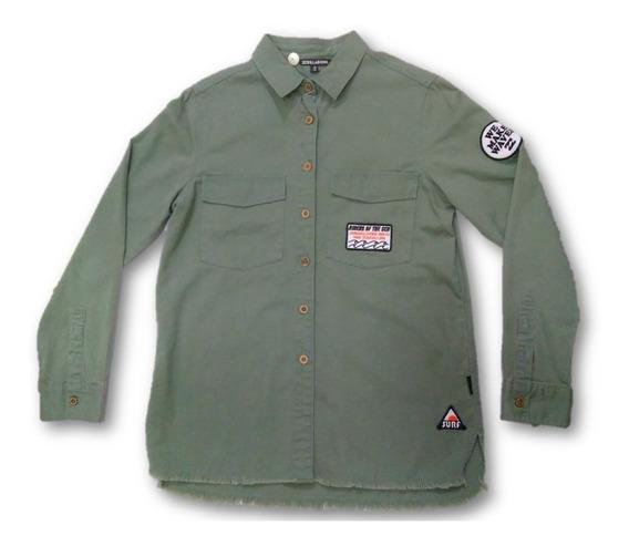 Camisa Billabong De Mujer 12176107 Ve