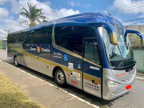Ônibus Rodoviário Executivo Scania 2014 - Turismo
