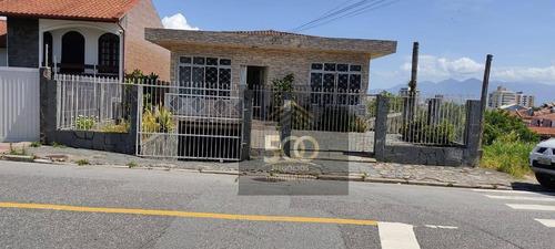 Casa Com 6 Dormitórios À Venda, 290 M² Por R$ 690.000,00 - Capoeiras - Florianópolis/sc - Ca0477