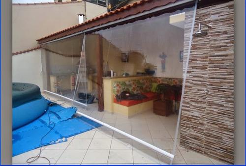 Imagem 1 de 5 de Toldos,lonas,cortina,persianas, Coberturas,fixo, Retrátil