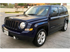 Jeep Patriot Limited Qc 4x2 Cvt 2.4 Lts.