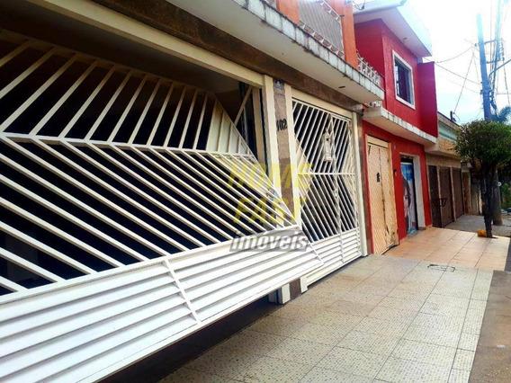 Sobrado Com 3 Dormitórios À Venda, 237 M² Por R$ 600.000,00 - Jardim Vila Galvão - Guarulhos/sp - So0647